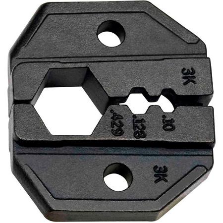 Klein Tools VDV211-043 RG8 / RG11 / RG174 / RG17 / RG213 Crimp Die Set for VDV200-010