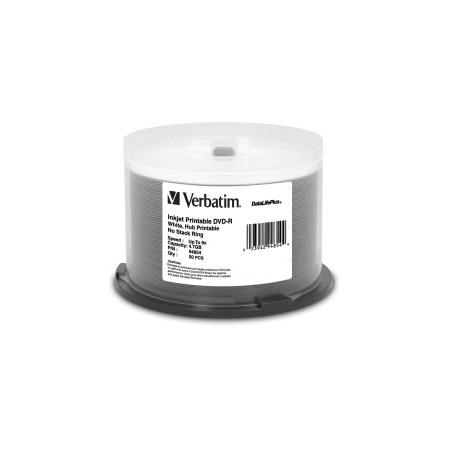 Verbatim 94854 DataLifePlus 8x DVD-R Media 50 Pack