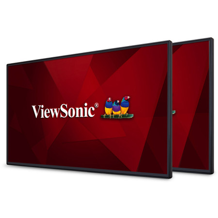 ViewSonic VP2468-H2 Dual Monitors with SuperClear IPS Panel - 1920 x 1080 Resolution - 24 Inch