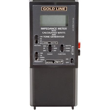 VL Design  ZM-1P Impedance Meter Plus Protection Relay
