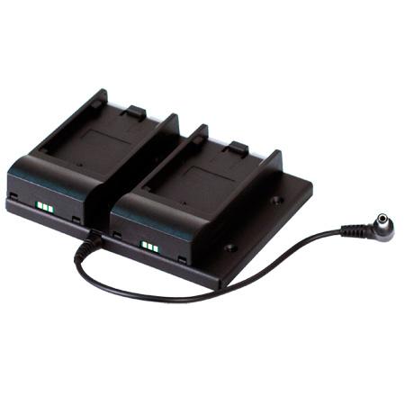 Viewz VZ-BM-CLP Canon Dual LP Series Battery Plate Kit for 7-Inch Monitors