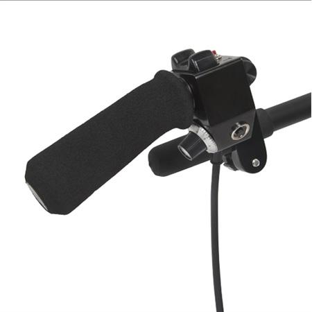 Varizoom VZ-PG-C20 20-Pin Pistol Grip Canon Controller for Canon CN-E 18-80mm and 70-200mm Cine-Servo Lenses