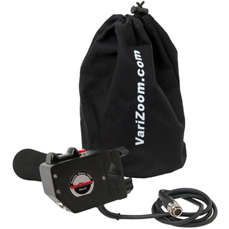 Varizoom VZ-SPRO-C Focus and Zoom Control Kit for Canon Lenses