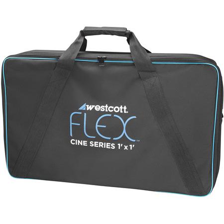 Westcott 7571 Flex Cine Gear Bag - 1 x 1 Foot