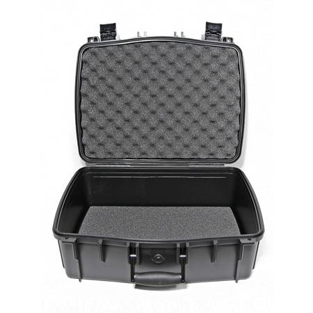 WILLIAMS AV CCS 056 Large Water Resistant Carry Case No Foam Insert