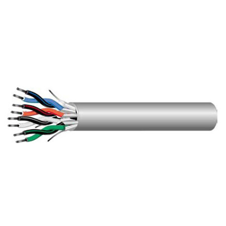 West Penn D439 4 Pair 22AWG Communication and Control Cable Per Foot