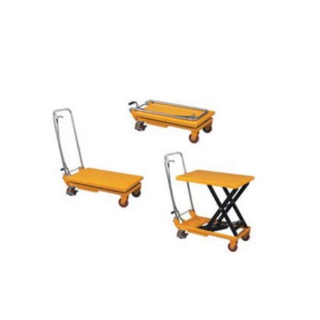 Wesco SLT-660-11 660 Pound Capacity Scissor Lift Table