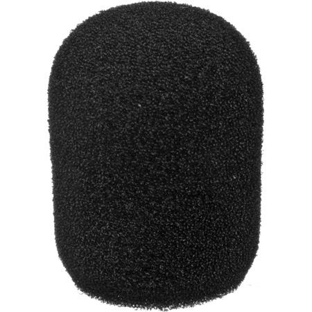 WindTech 10377 Windscreen 3/8in 100 MPH Windscreen Black