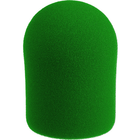 WindTech 20/421 Series 2-Inch Extra Large Windscreen 20/421-11 Green