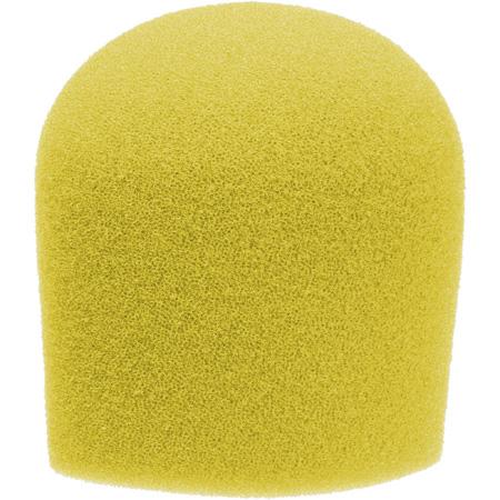 WindTech 900 series Medium Sized Windscreen 900-03  1 5/8in Sphere Yellow