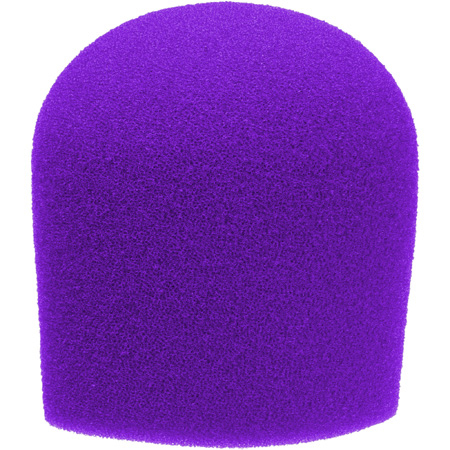 WindTech 900 series Medium Sized Windscreen 900-06  1-5/8in Sphere Purple