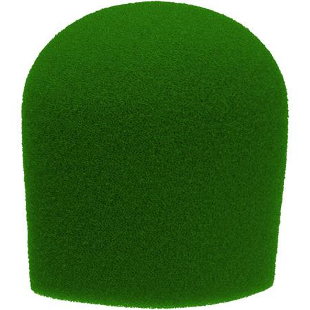 WindTech 900 series Medium Sized Windscreen 900-11  1 5/8in Sphere Green