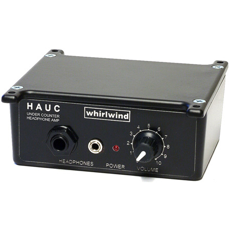 Whirlwind HAUC Under Counter Active Stereo Headphone Control Box