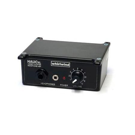 Whirlwind HAUCXL Under Counter Active Monaural Balanced Headphone Control Box