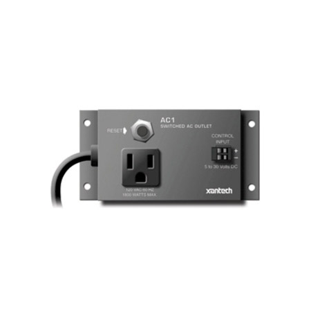 Xantech AC1 Controlled AC Outlet