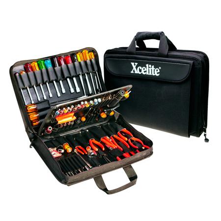 Xcelite TCS100ST Tool Case w/Tools