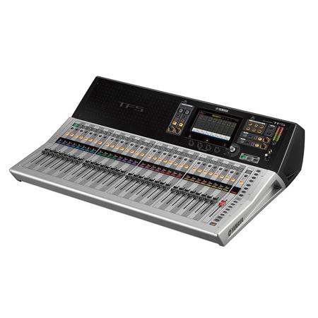 Yamaha TF5 32-Plus-1  Fader Digital Audio Mixing Console