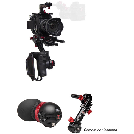 Zacuto Z-EVA-ER-GRE2 Gratical Eye Recoil Pro Viewfinder Bundle for Panasonic EVA1