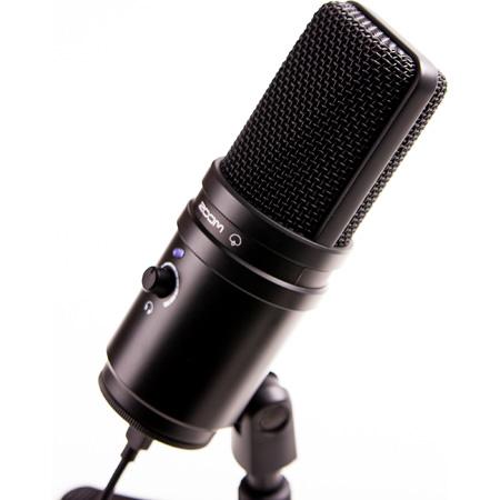 Zoom ZUM2 USB Podcast Microphone Bundle