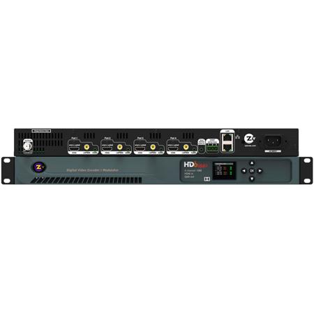 ZeeVee HDb2840 4-Channel HDMI Video Over Coax - Dolby Digital AC-3 Audio