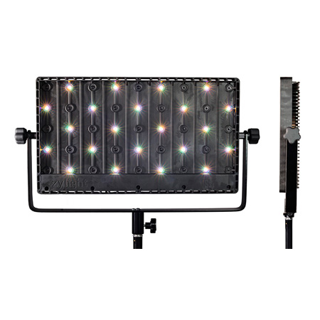 Zylight 26-01031 IS3 LED Light Head with IS3 Chimera Soft Box & Yoke Mount & AC Adapter & Antenna