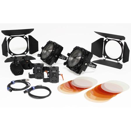 Zylight 26-01060 F8-200 Daylight Dual Head ENG Kit - V-Mount
