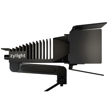 Zylight Newz LED Camera-Top Light Kit w/ Quick Release Base & Barn Doors
