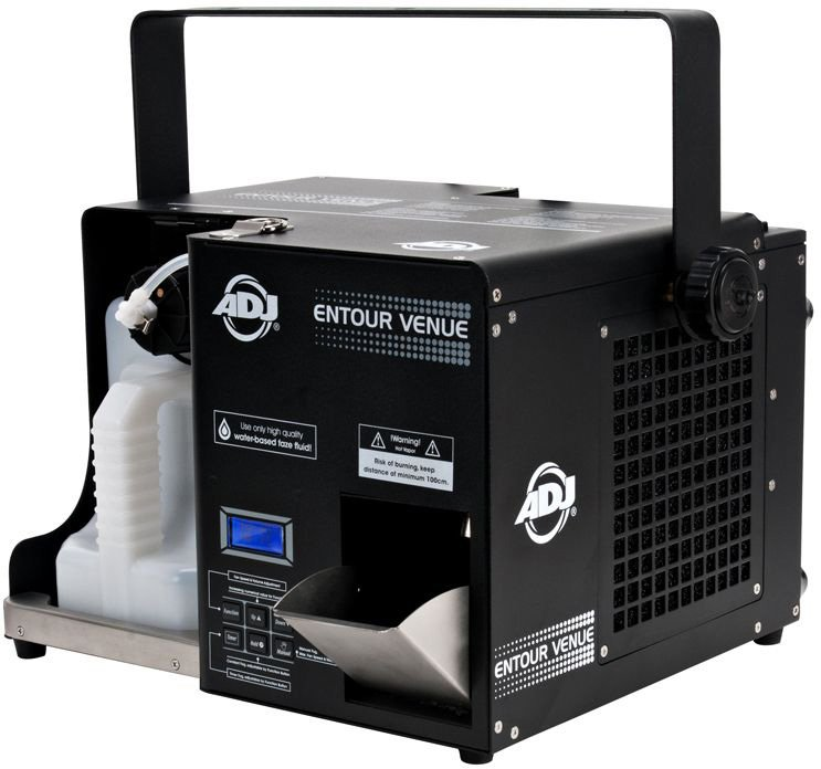 ADJ ENT610 Entour Venue Professional Grade Touring Faze Machine AMDJ-ENT610