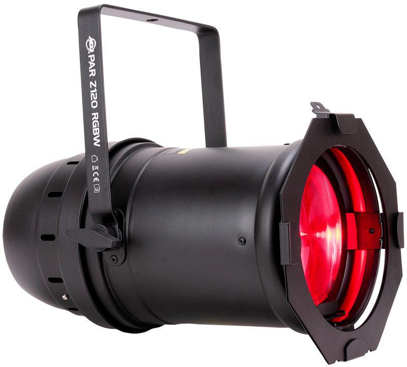 ADJ PAR409 PAR Z120 RGBW 115Watt Quad LED Par Can with DMX Control AMDJ-PAR409