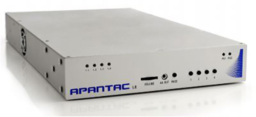 Apantac Tahoma Classic LE-4HD-II LE Series - 3G/HD/SD-SDI Composite Input Multiviewer APA-LE-4HD-II