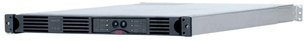 APC SUA750RM1U Smart-UPS 750VA USB & Serial RM 1U 120V APC-SUA750RM1U