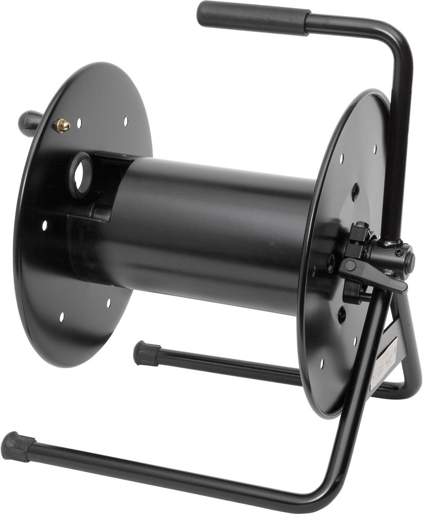 Cable Reels Product : Hannay reels avc de cable reel black with drum