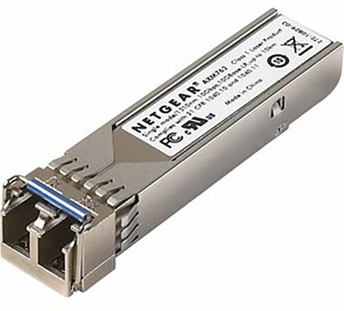 Netgear AXM762P10-10000S 10GBase-LR Long Reach Single Mode LC Duplex Connector up to 10km - 6.2 Miles - 10 Pack AXM762P10-10000S
