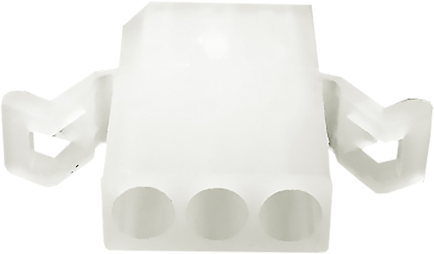 Bittree E3F EDAC/ELCO 3-Pin Female Chassis-Mount Housing 50 Pack