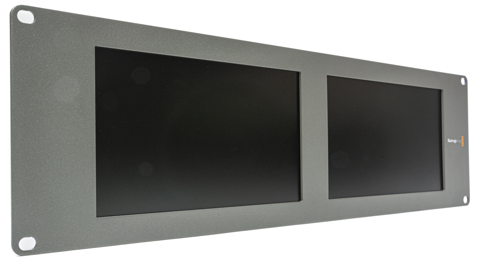 Blackmagic Hdl Smtvduo2 Smartview Duo2 Dual 8 Inch Intelligent Sdi Rack Monitors Bstock Used Missing Accessories