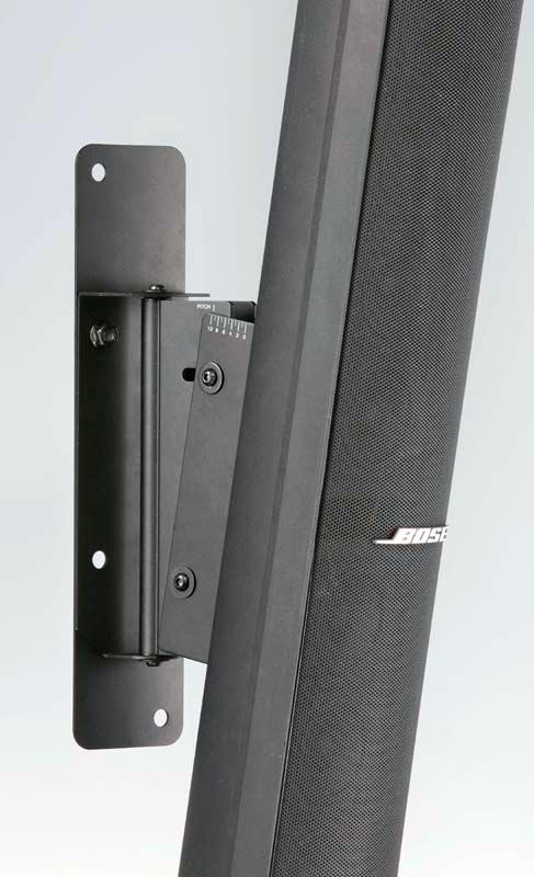 Bose Wmb Ma12 Bi Pivot Speaker Mount For Ma12 Ma12ex