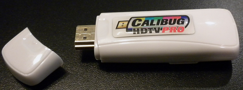Calibug HDTV PRO HDMI Video Test Pattern Generator