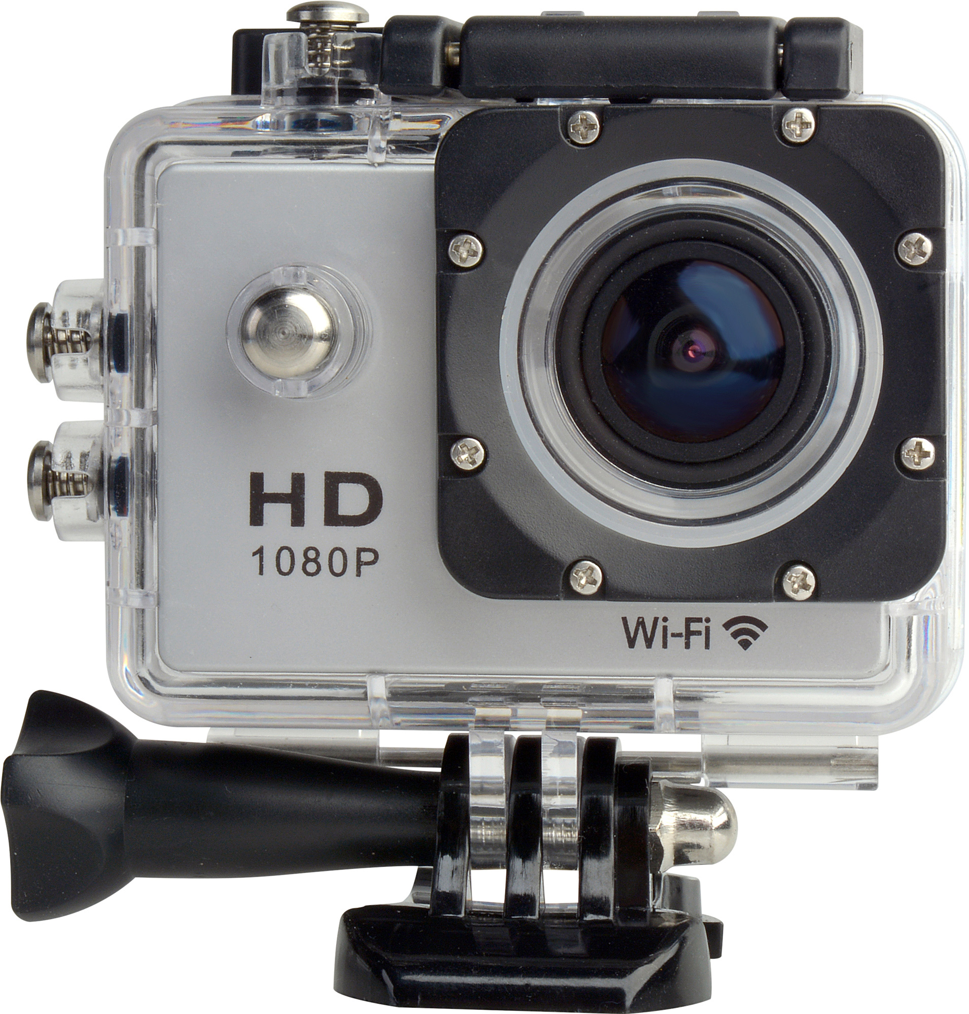 Delvcam SPORTSCAM-1 1080P Action Sports POV Camera with Wi-Fi and ...