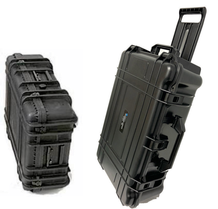 DSan CS-827 Large Carrying and Storage Case DSN-CS827