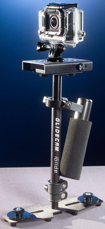 Glidecam IGlide GoPro Hero Amp IPhone Camera Stabilizer For