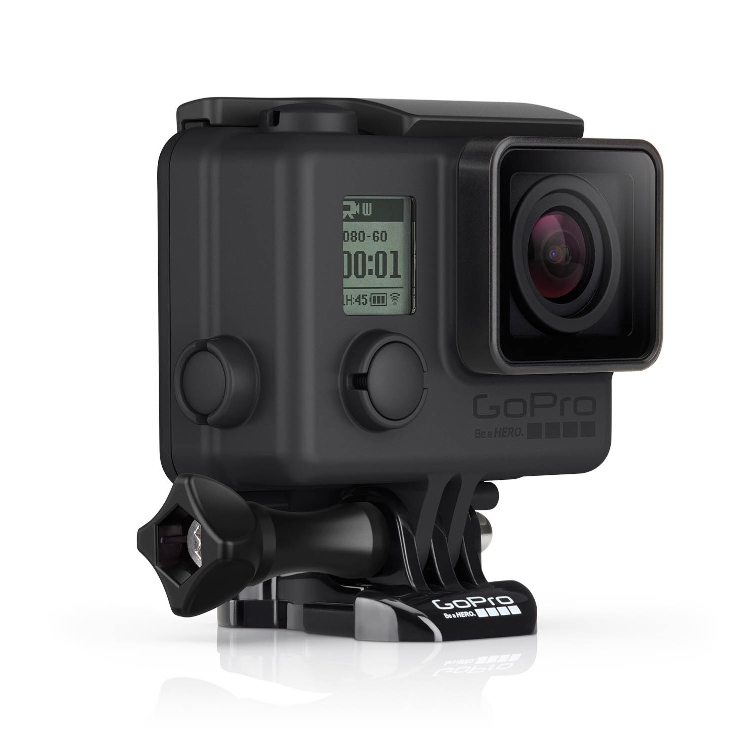 Gopro Blackout Housing Suction Cup Mount And Quick Release Aucmt 302