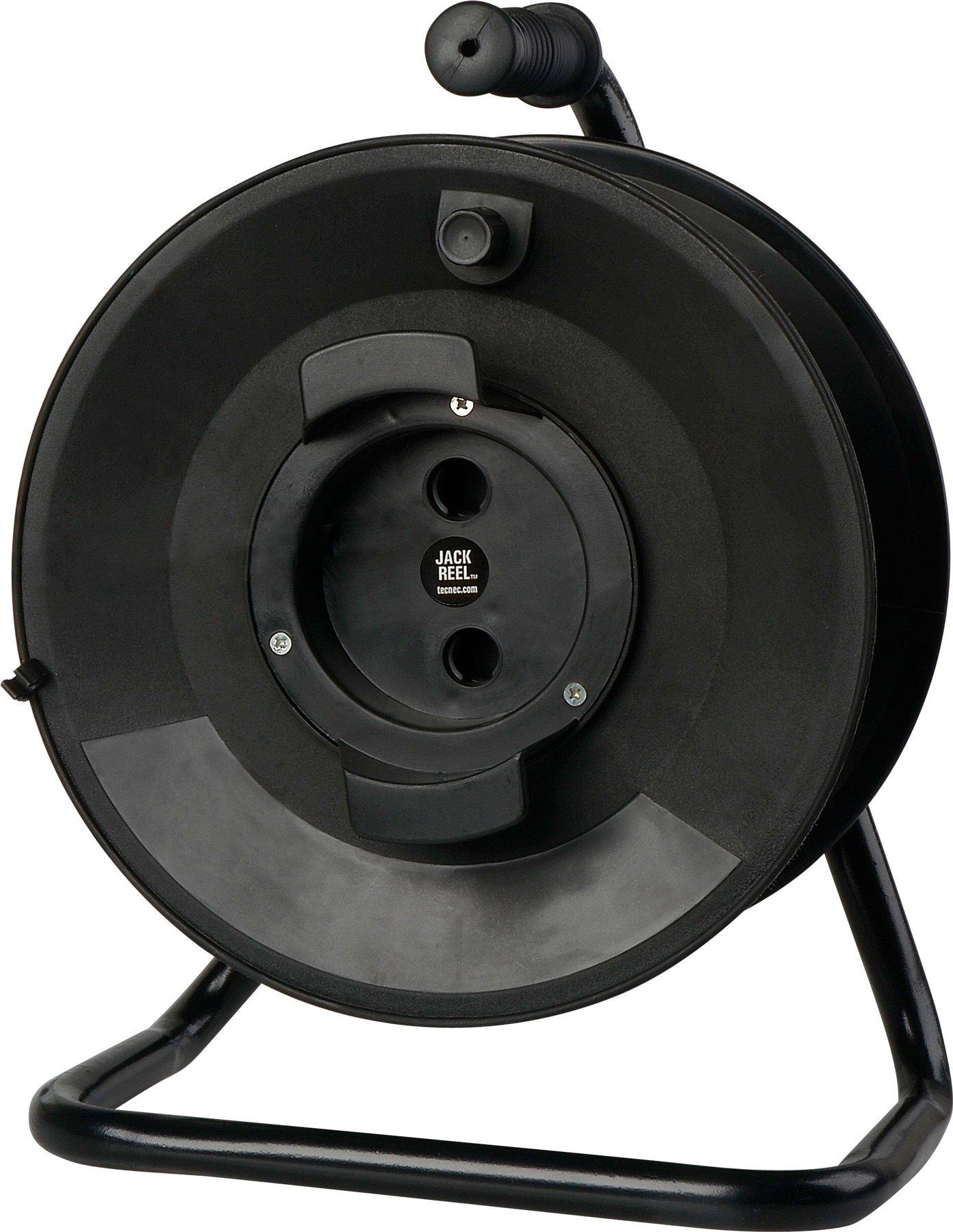 TecNec JackReel-3 High Capacity Low Cost Cable Reel JACKREEL-3