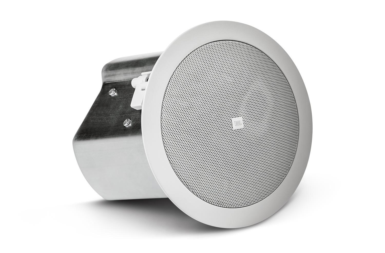 Jbl Control 14c T Compact Ceiling Loudspeaker White Pair