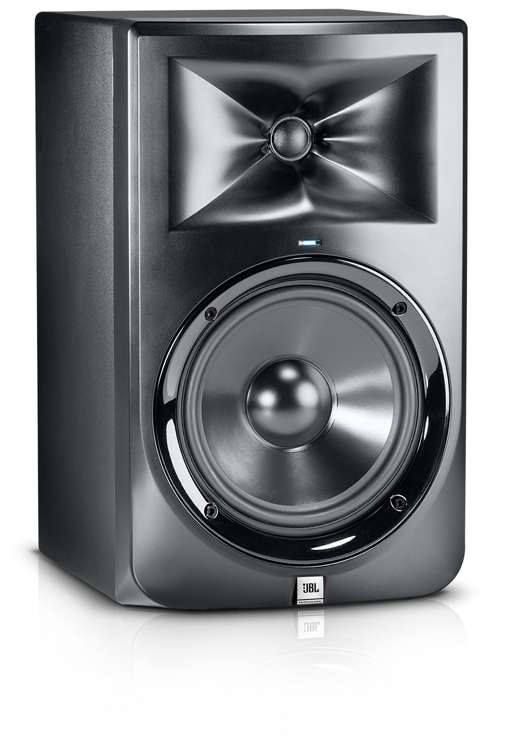 jbl lsr308 8 inch two way powered studio monitor. Black Bedroom Furniture Sets. Home Design Ideas