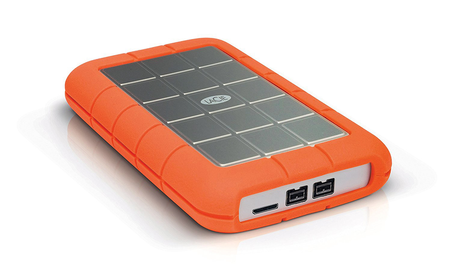 Lacie Lac9000448 2tb Usb 3 0 Rugged Portable External Hard