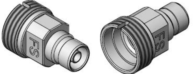 Lightel PT2-FS/PC/F Series 2 Probe Tip for SC and FC PC Type Female Connectors  PT2-FS/PC/F