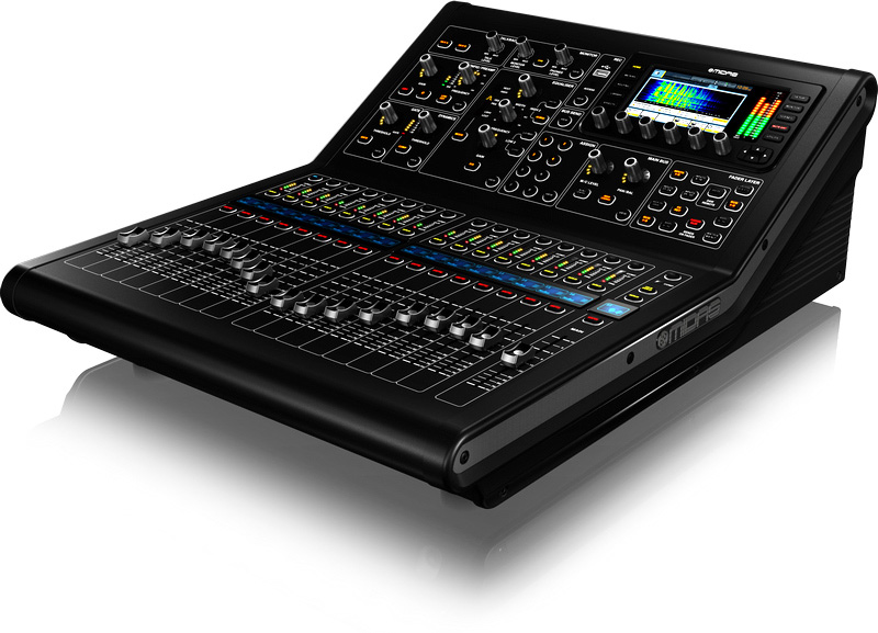 midas m32r 40 input channel digital mixer console. Black Bedroom Furniture Sets. Home Design Ideas