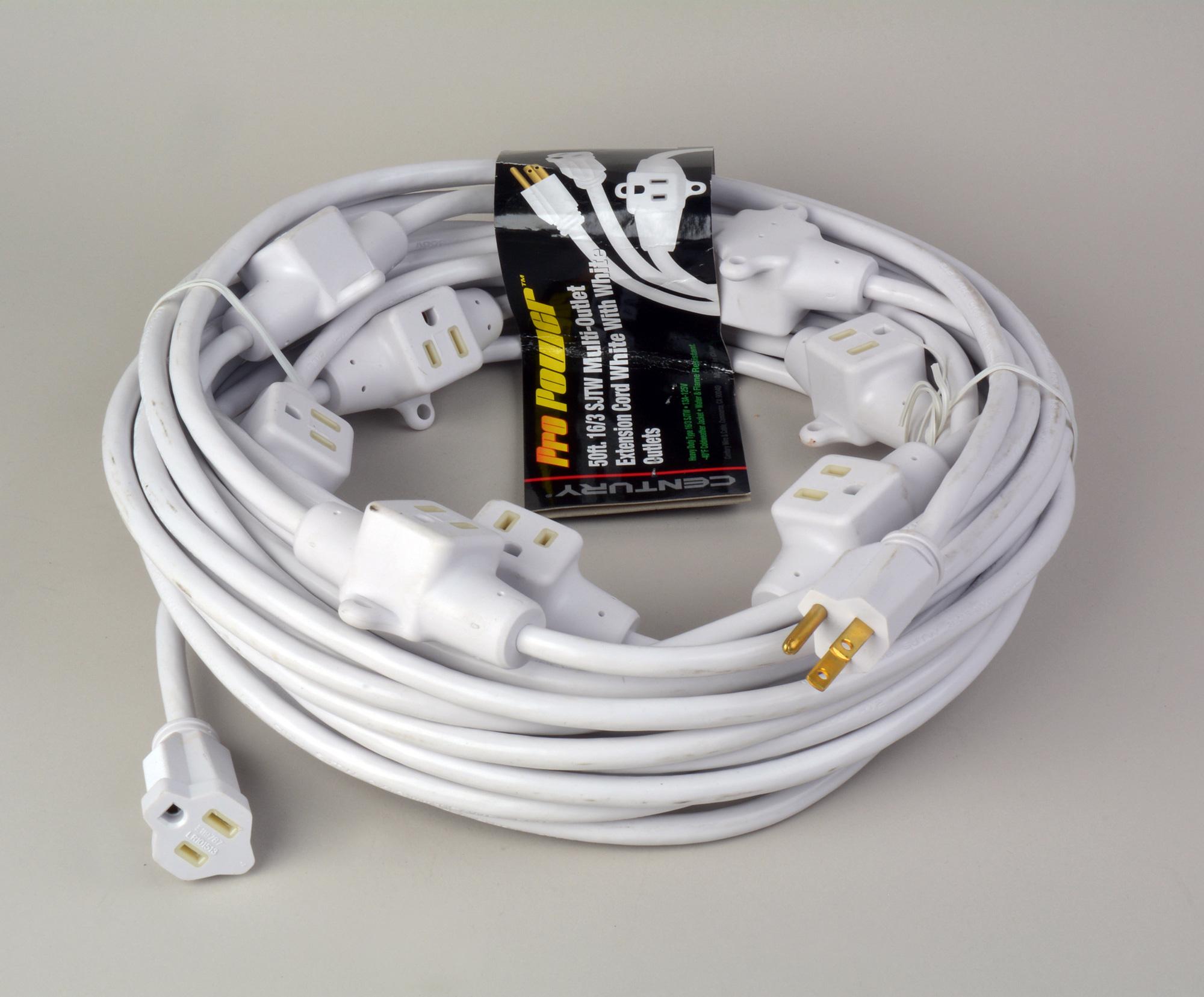 With Multiple Outlets Extension Cords : Milspec d multi outlet ac distribution