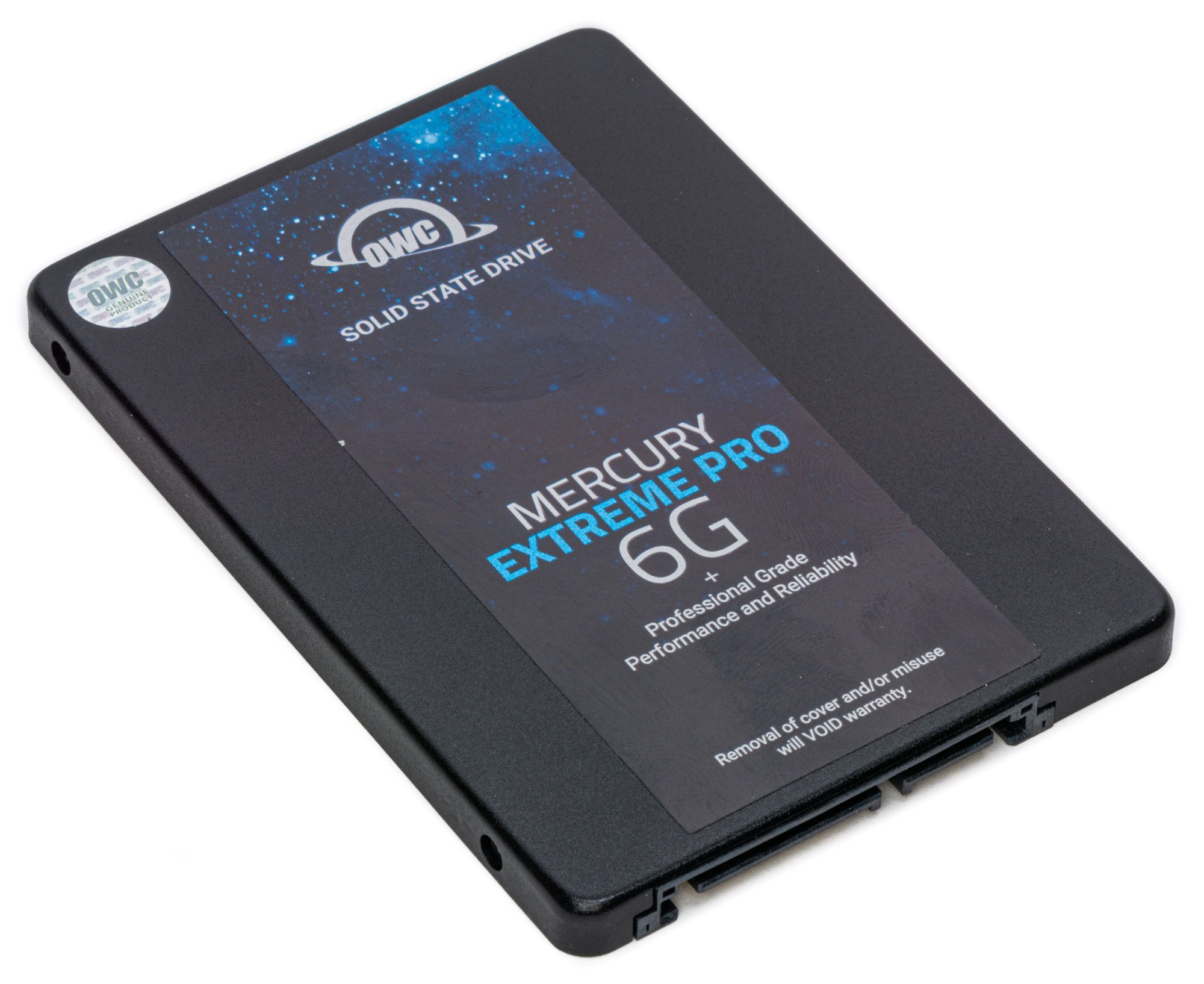OWC OWCS3D7P6G480 Mercury Extreme Pro 6G SSD - 480GB Drive - Bstock (Open/Used) OWC-S3D7P6G48-BS