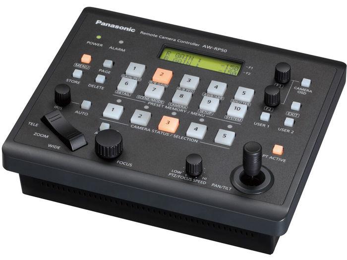 Panasonic Awrp50nj Sub Compact Remote Camera Controller